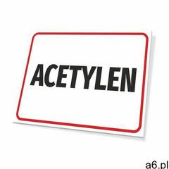 Tabliczka acetylen - ogłoszenia A6.pl