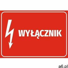 Naklejka wyłącznik - ogłoszenia A6.pl