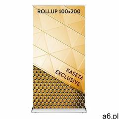 Agi.pl reklama Roll-up exclusive (100 x 200 cm) z wydrukiem - ogłoszenia A6.pl