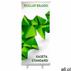 Roll-up standard (85 x 200 cm) z wydrukiem marki Agi.pl reklama - ogłoszenia A6.pl