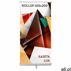 Agi.pl reklama Roll-up lux (100 x 200 cm) z wydrukiem - ogłoszenia A6.pl