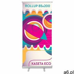 Roll-up eco (85 x 200 cm) z wydrukiem marki Agi.pl reklama - ogłoszenia A6.pl