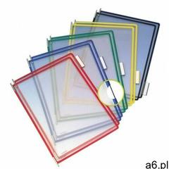 Panele prezentacyjne Standard Tarifold 113002, format A3, białe, opakowanie 10 sztuk ★ Rabaty ★ Pora - ogłoszenia A6.pl