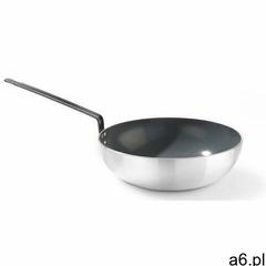 patelnia wok aluminiowa z ceramiczną powłoką nieprzywierającą | śr. 280 - 320mm - kod product id mar - ogłoszenia A6.pl