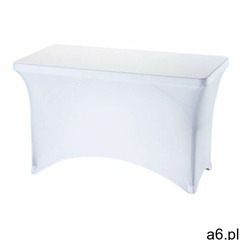 Pokrowiec na stół 122 cm biały marki Stalgast - ogłoszenia A6.pl