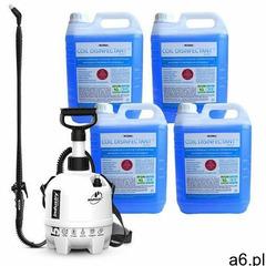 Rectorseal Zestaw - środek do czyszczenia i dezynfekcji klimatyzacji oraz urządzeń chłodniczych coil - ogłoszenia A6.pl