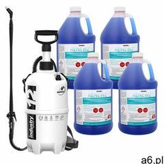 Zestaw - preparat do mycia skraplaczy urządzeń chłodniczych i klimatyzacji renewz (kobncentrat) ze s - ogłoszenia A6.pl
