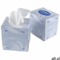Chusteczki kosmetyczne w sześcianowym pudełku (24 sztuki) - ogłoszenia A6.pl