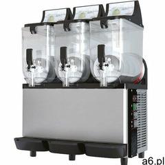 Granitor | urządzenie do napojów lodowych | 3x10 litrów marki Resto quality - ogłoszenia A6.pl