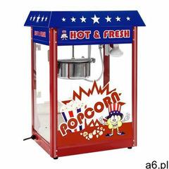 Royal catering Maszyna do popcornu - amerykański design - ogłoszenia A6.pl