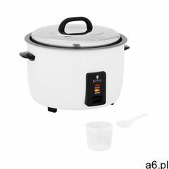 Royal Catering Urządzenie do gotowania ryżu - 13 litrów RCRK-13L - ogłoszenia A6.pl