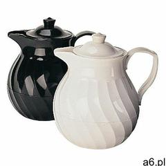 Biały czajniczek do herbaty izolowany 1litr marki Kinox - ogłoszenia A6.pl