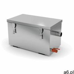 Profejsonalny separator tłuszczu | szer: 728mm | gł: 416mm | 60L - ogłoszenia A6.pl