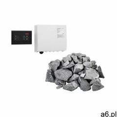 Uniprodo zestaw kamienie do sauny - 20 kg + panel sterujący do sauny - 400 v 3 n uni_sauna_s01-s - ogłoszenia A6.pl