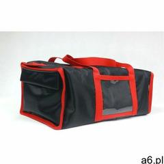 Torba termiczna lunchbox podgrzewana - 4 pudełka 20x25 cm marki Furmis - ogłoszenia A6.pl