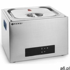 Hendi Sous vide - urządzenie do gotowania w niskich temperaturach   GN2/3   13L   400W   230V - kod  - ogłoszenia A6.pl