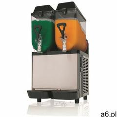 Resto quality Granitor | urządzenie do napojów lodowych | 2 zbiorniki na 10 litrów | gc10-2 - ogłoszenia A6.pl