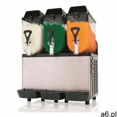 Granitor | Urządzenie do napojów lodowych | 3 zbiorniki na 10 litrów | RESTO QUALITY GC10-3 - ogłoszenia A6.pl