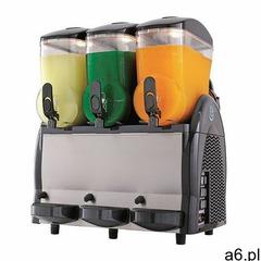 Granitor | Urządzenie do napojów lodowych | 3 zbiorniki na 12 litrów | RESTO QUALITY S12-3 - ogłoszenia A6.pl