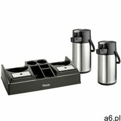 Bartscher podstawa serwisowa do kawy | 660x340x(h)145mm - kod product id - ogłoszenia A6.pl