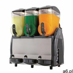 Resto quality Granitor / urządzenie do napojów lodowych | 3 zbiorniki na 12 litrów - ogłoszenia A6.pl