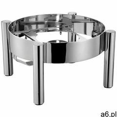 Fine dine Rama do podgrzewacza indukcyjnego okrągłego de luxe   377x377x(h)185mm - ogłoszenia A6.pl