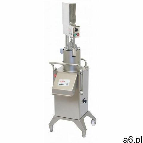 Szatkownica | pneumatyczna przystawka | 9l | wyd. 40kg/min | 715x580x(h)1690mm marki Rm gastro - 1