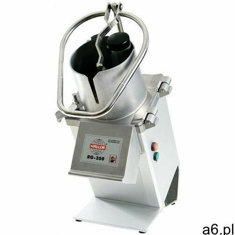 Rm gastro Szatkownica   ręczna przystawka   5,7l   wyd. 12 kg/min   400v   540x325x(h)735mm - 1