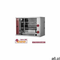 Diamond Rożen do kurczaków | witroceramiczny | 2 widelce (6 kurczaków) | 4400w | 800x400x(h)555mm - ogłoszenia A6.pl
