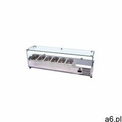 Nadstawka chłodnicza 8xGN1/4 150mm NCH-4180 REDFOX 00016402 - ogłoszenia A6.pl