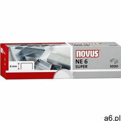 Zszywki NOVUS 26/6 NE6 op.5000 (4009729003732) - ogłoszenia A6.pl