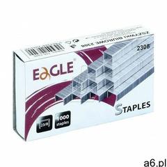 Zszywki 23/6 do 40 kartek marki Eagle - ogłoszenia A6.pl