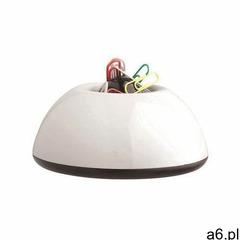 Pojemnik magn. na spinacze ICO Lux, biały - ogłoszenia A6.pl
