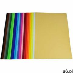 Karton kolor BAMBINO B1 100x70 270g op.20 - żółty - ogłoszenia A6.pl