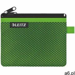 Koszulki LEITZ WOW z suwakiem i dwoma przegr. rozmiar S zielona 40110054, 71275 - ogłoszenia A6.pl