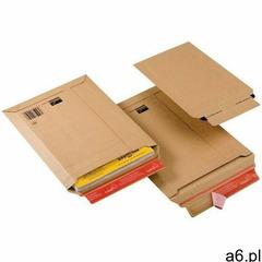 Koperty nc tekturowe hk brązowe op.100 290x400x50 303x413 90100737 marki Nc koperty - ogłoszenia A6.pl