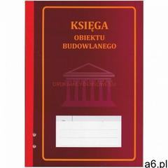 Księga obiektu budowlanego [Pu/Pb-50], 47401_0 - ogłoszenia A6.pl