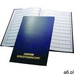 Koh-i-noor Książka korespondencyjna koh i noor a4 200 twarda oprawa (5902927100472) - ogłoszenia A6.pl