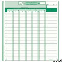 Druk 418-2 Kontro.sprz.VAT 23 A4N MICHALCZYK I PROKOP (5906858005387) - ogłoszenia A6.pl