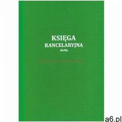 Firma krajewski Księga kancelaryjna [pu/kk] - ogłoszenia A6.pl