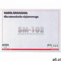 Karta drogowa samochodu ciężarowego [pu/sm-102] marki Firma krajewski - ogłoszenia A6.pl