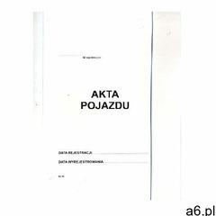 Teczka akta pojazdu {ks-10] marki Firma krajewski - ogłoszenia A6.pl