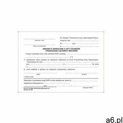 Firma krajewski Wniosek o skreślenie z listy członków [pu/2-31-6] - ogłoszenia A6.pl