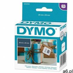 Etykiety DYMO MULTI 25x25 biały S0929120 - ogłoszenia A6.pl