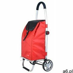 Brilanz Torba na zakupy na kółkach Carrie, czerwona (8591022462317) - ogłoszenia A6.pl