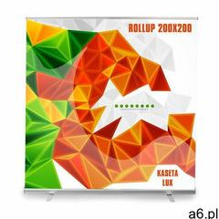 Agi.pl reklama Roll-up lux (200 x 200 cm) z wydrukiem - ogłoszenia A6.pl