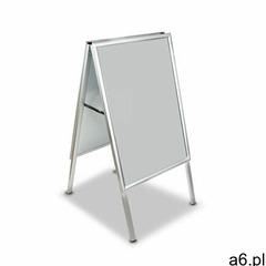 Potykacz reklamowy B2 OWZ dwustronny - ogłoszenia A6.pl