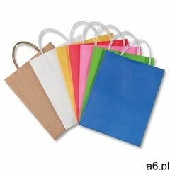 Torba papierowa 15x5,5x15cm mix kolorów - ogłoszenia A6.pl