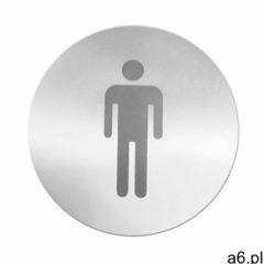 Tabliczka info samop. WC - mężczyźni (8711369663608) - ogłoszenia A6.pl