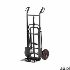 Msw wózek magazynowy - do 180 kg - składany - koła podporowe msw-ht-180 - 3 lata gwarancji - ogłoszenia A6.pl